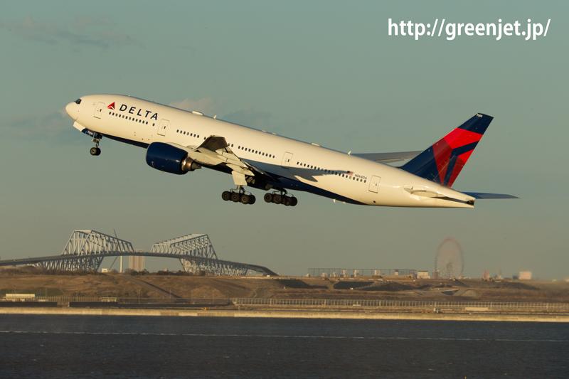 デルタ航空 ボーイング 777-232/ER