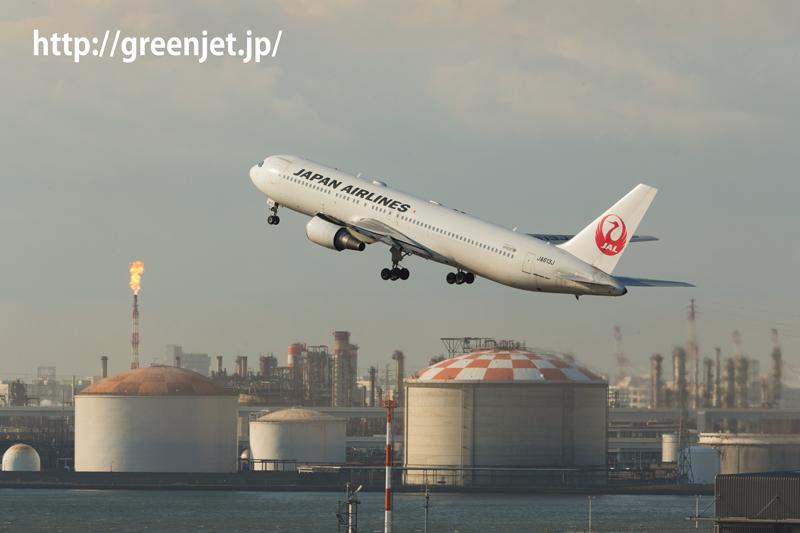 JAL ボーイング 767-346/ER