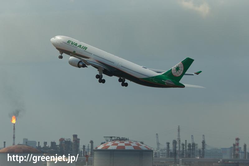 エバー航空 エアバス(Airbus)A330-302