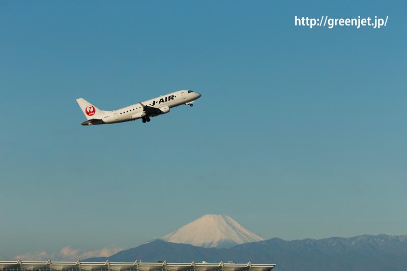 ジェイ・エア Embraer(エンブラエル) ERJ-170-100 (ERJ-170STD)