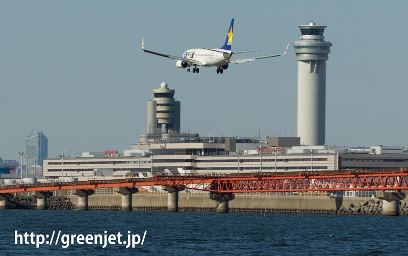 SKY-スカイマーク ボーイング 737