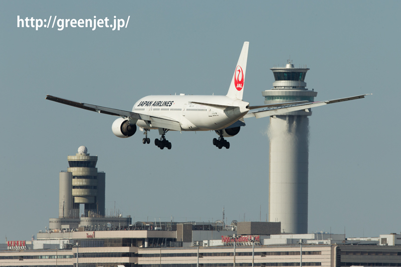 JAL ボーイング 777(トリプルセブン)