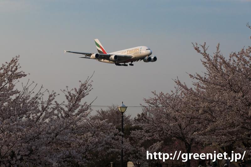 エミレーツ航空 エアバス A380-861