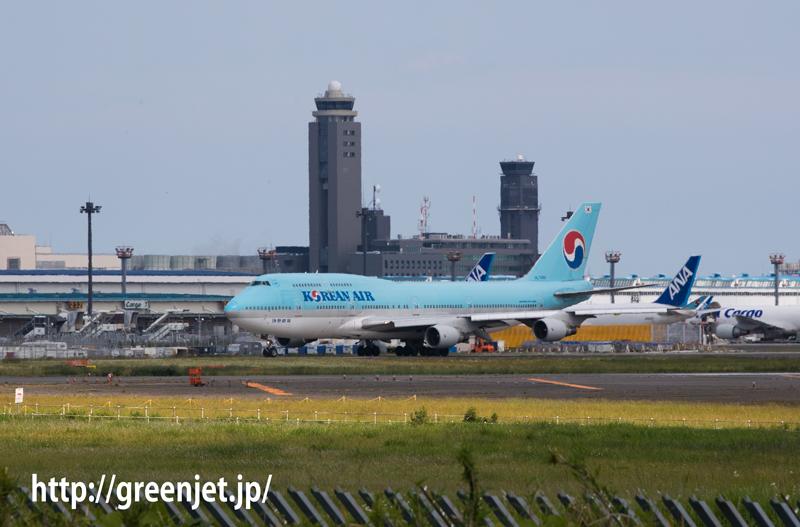 大韓航空 ボーイング 747