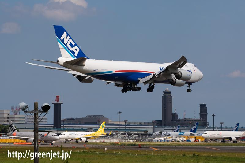 日本貨物航空(NCA) ボーイング 747-8F