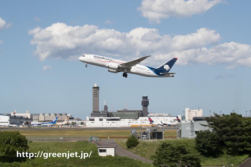 エアロメヒコ ボーイング 787-8