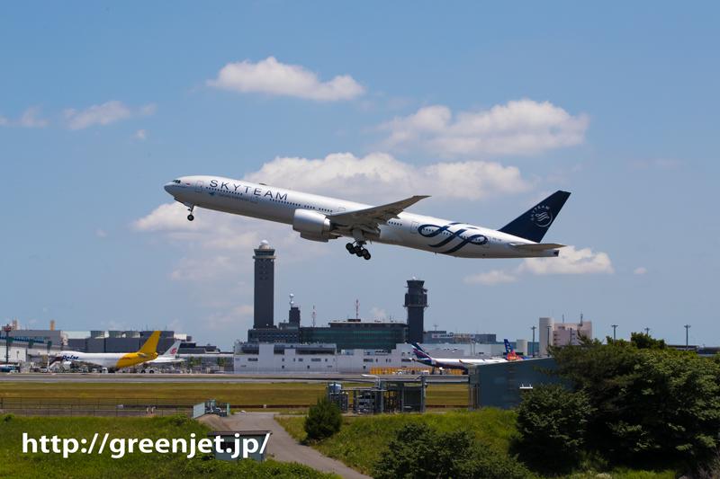 ガルーダ・インドネシア航空 ボーイング 777-300