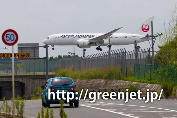 JAL ボーイング 787-9