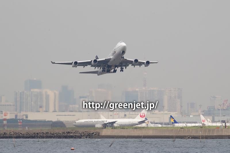 タイ国際航空 ボーイング 747-4D7