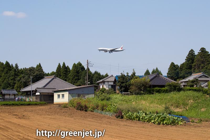 成田某所 エアチャイナ(中国国際航空) ボーイング777