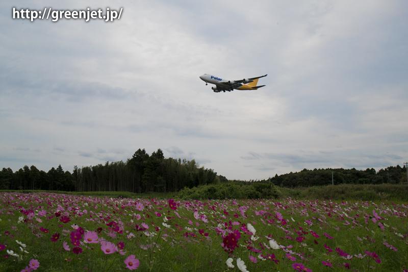 ポーラーエアカーゴのボーイング747-400