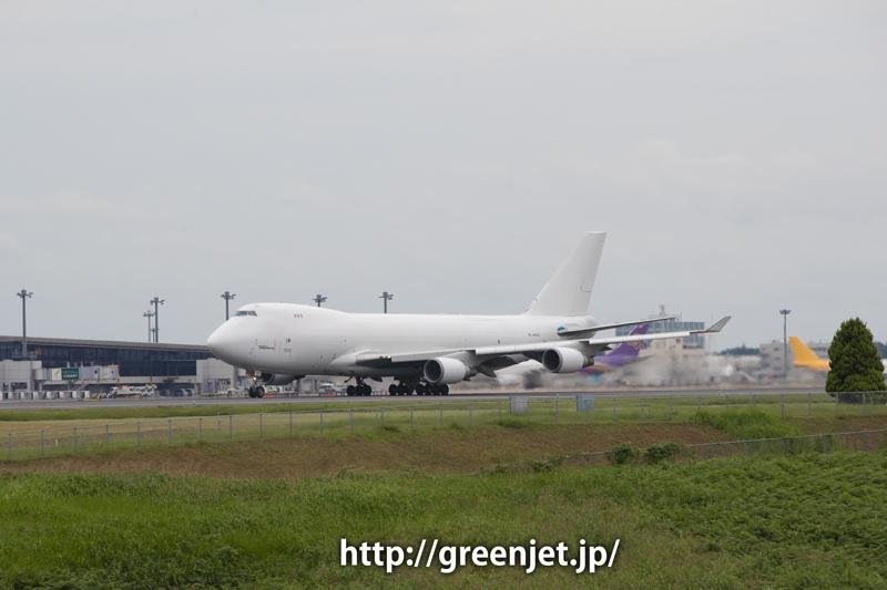 アトラス航空 ボーイング 747-4KZF/SCD