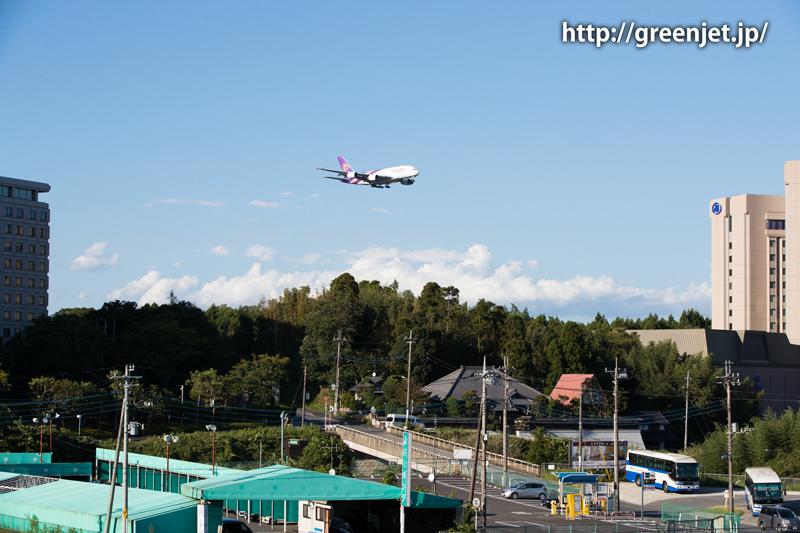 タイ国際航空のエアバスA380