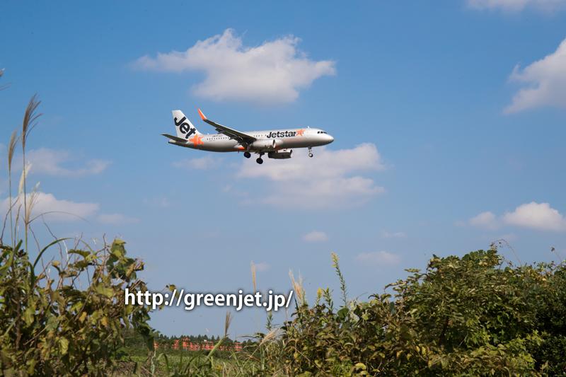 ジェットスター エアバス A320