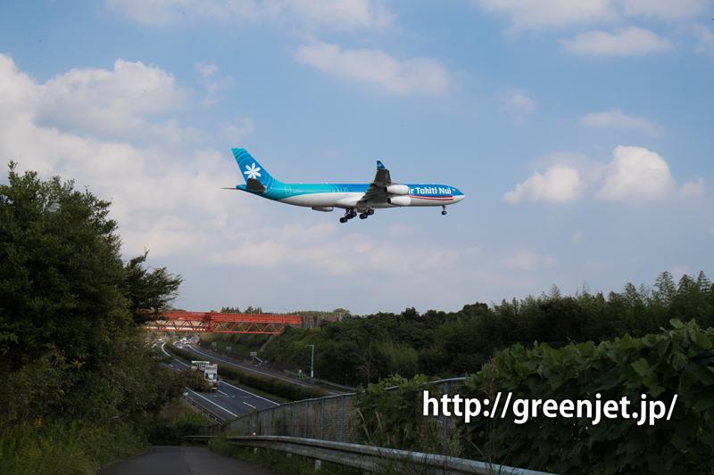 エア・タヒチ・ヌイ エアバス A340-313X