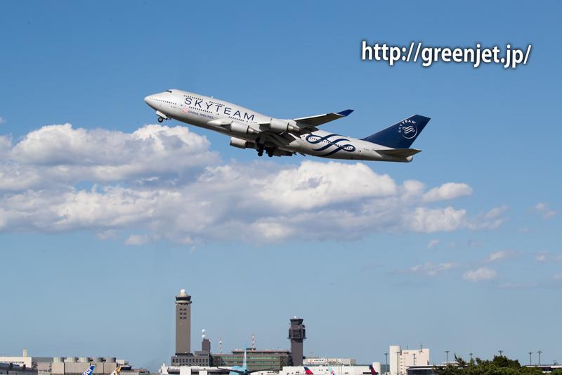 ダイナスティ(チャイナエアライン) ボーイング 747/スカチージャンボ