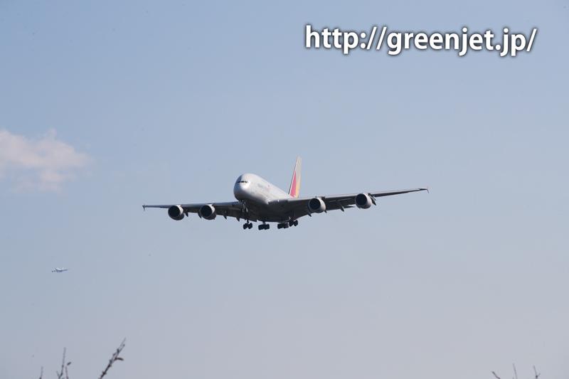 アシアナ航空のエアバスA380-841