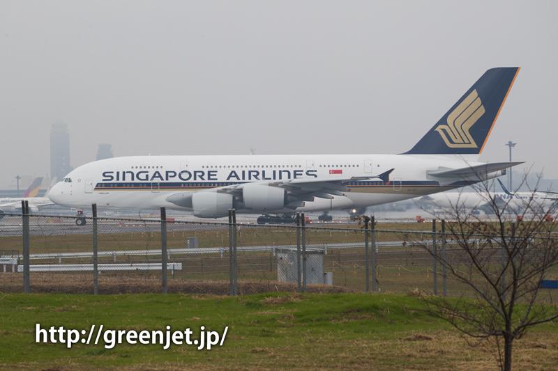 シンガポール航空のエアバスA350