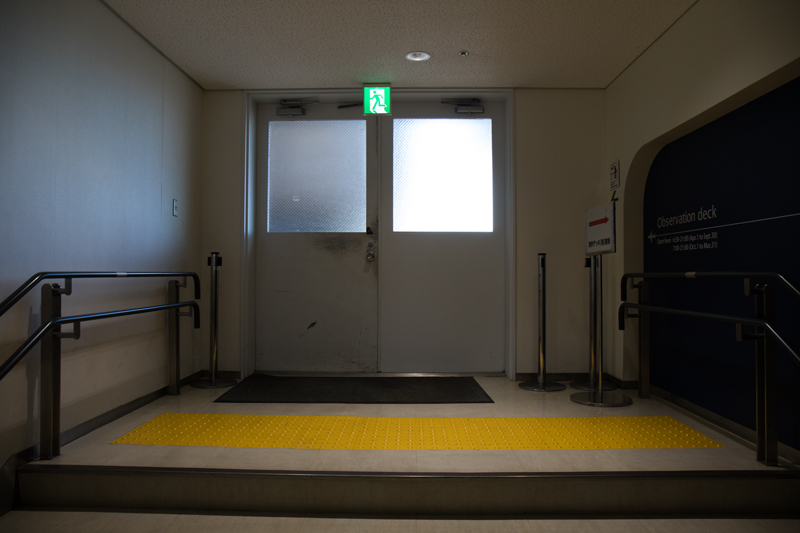 【成田の飛行機撮影スポット】第二ターミナル展望デッキ