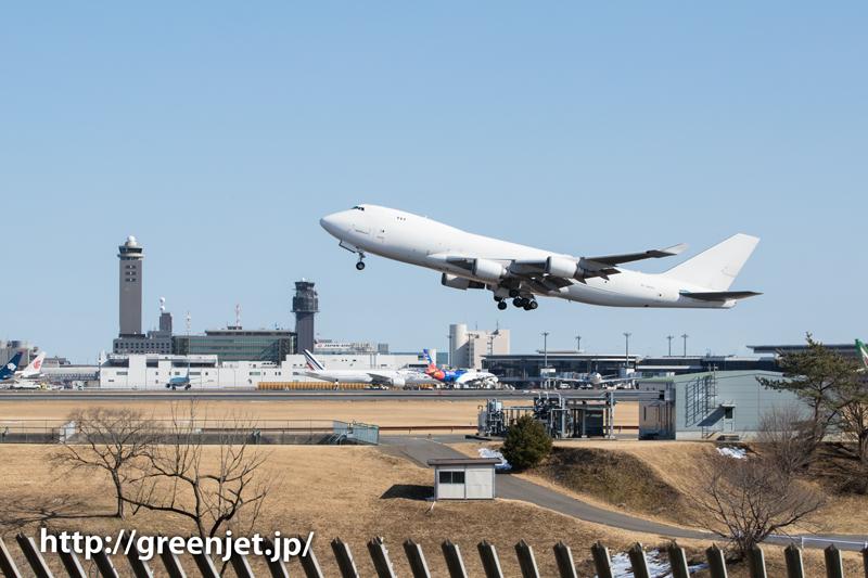 【成田の飛行機撮影スポット】奥の細道@白ジャンボ