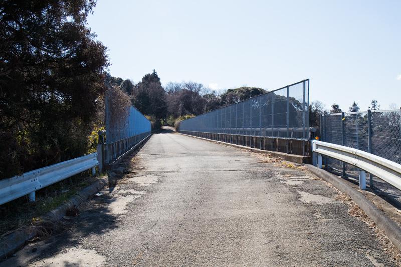 【成田の飛行機撮影スポット】駒井野の橋