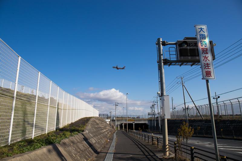 【成田の飛行機撮影スポット】十余三東雲の丘
