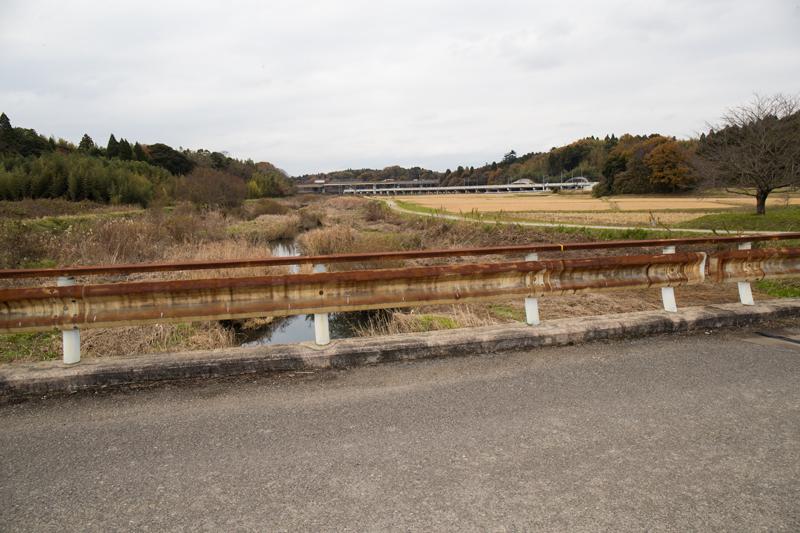 【成田の飛行機撮影スポット】小菅橋