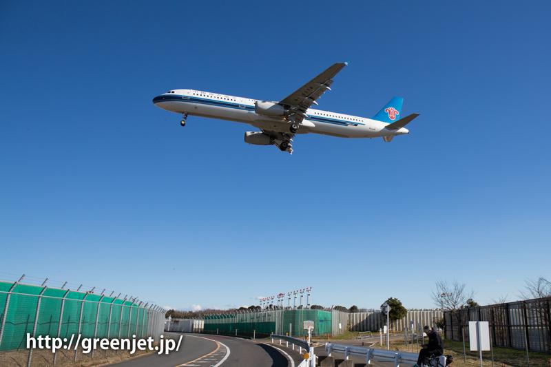中国南方航空のエアバスA320