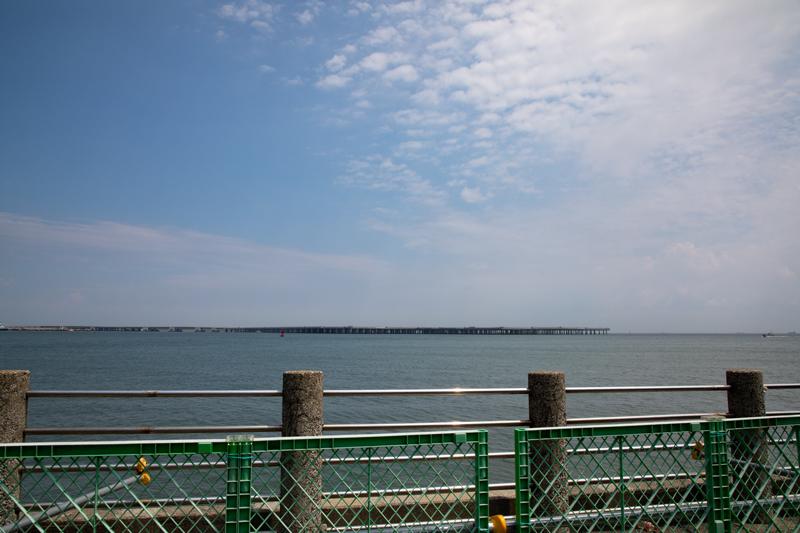【羽田の飛行機撮影ポイント】浮島町公園