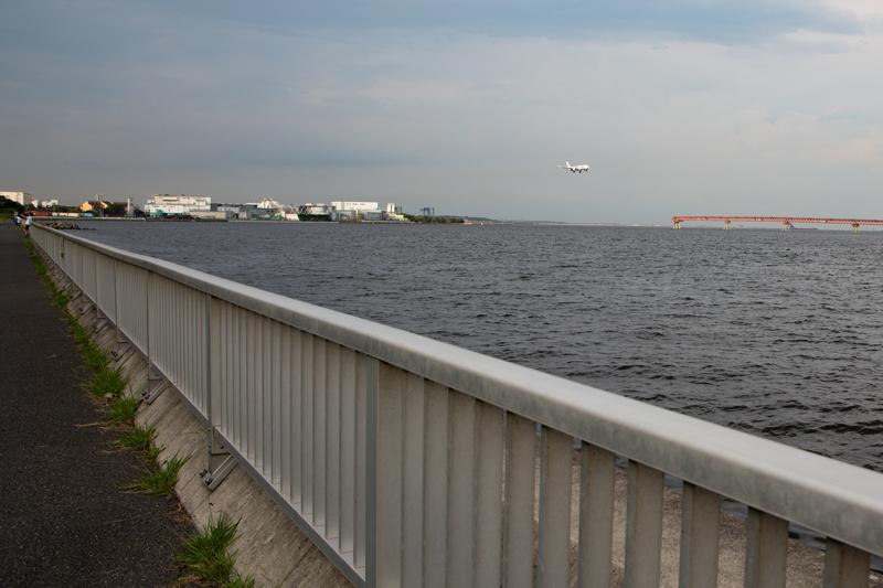 【羽田の飛行機撮影ポイント】京浜島つばさ公園