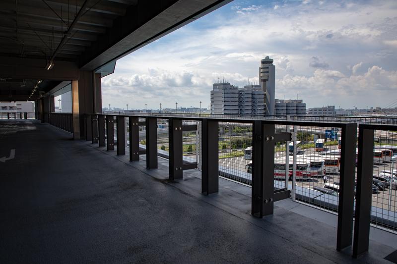 【羽田の飛行機撮影ポイント】第二ターミナル駐車場