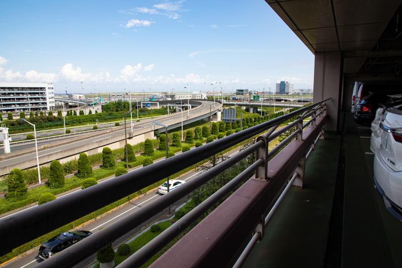 【羽田の飛行機撮影ポイント】第一ターミナル駐車場
