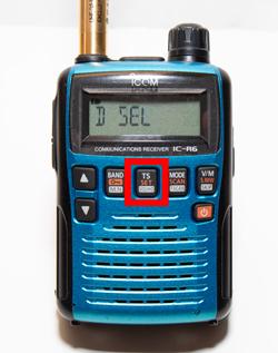 アイコムIC-R6の使い方/究極にこれだけ!エアバンド無線受信