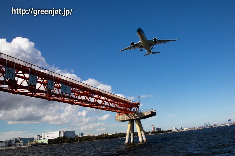 ベトナム航空のA350@クルーズ船ツアー