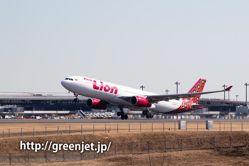 ライオン・エアのA330~奥の細道