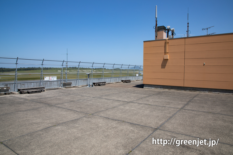 【鳥取の飛行機撮影ポイント】RWY10エンド