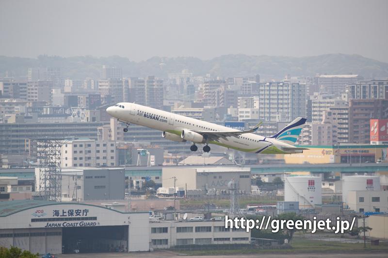 【福岡の飛行機撮影ポイント】アクシオン福岡