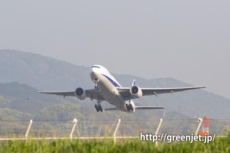 【福岡の飛行機撮影ポイント】RWY16エンド