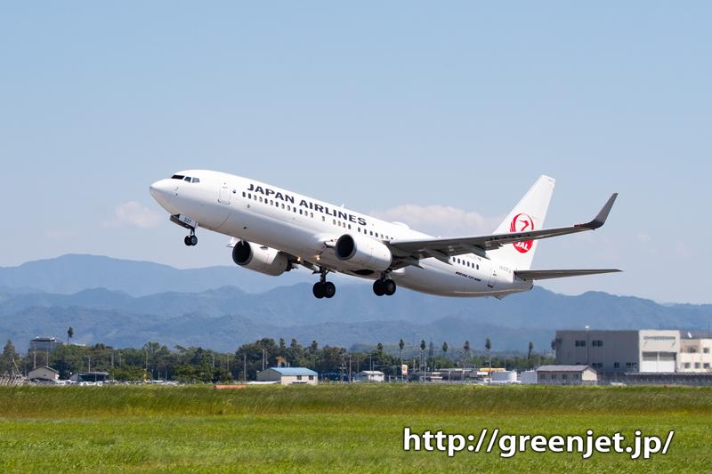 【高知空港飛行機撮影ポイント】RWY14エンド