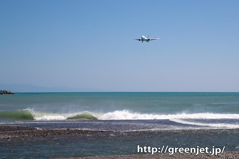 高知龍馬空港とANAのスタアラB767!