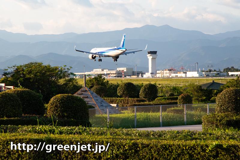 高知龍馬空港RWY32エンドの素敵な世界