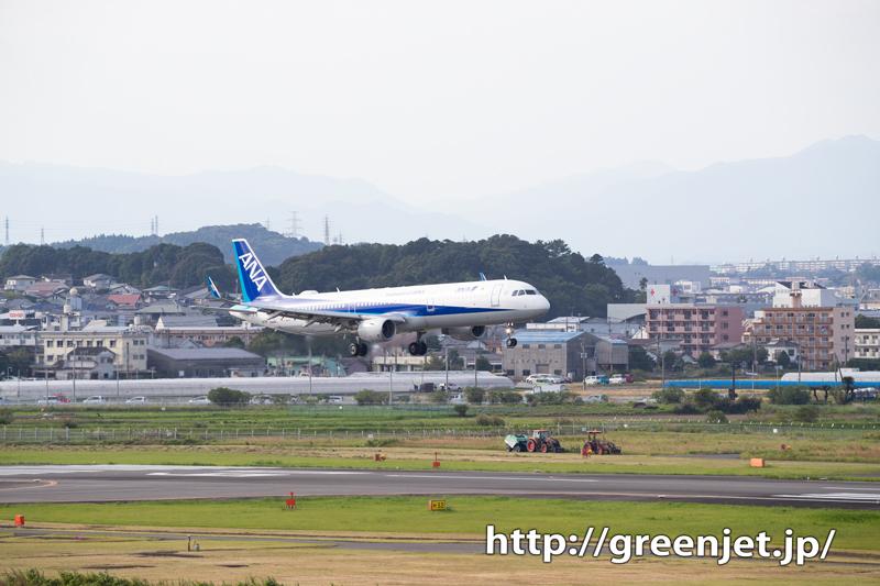 エアバスA320が可愛いと思った~宮崎~