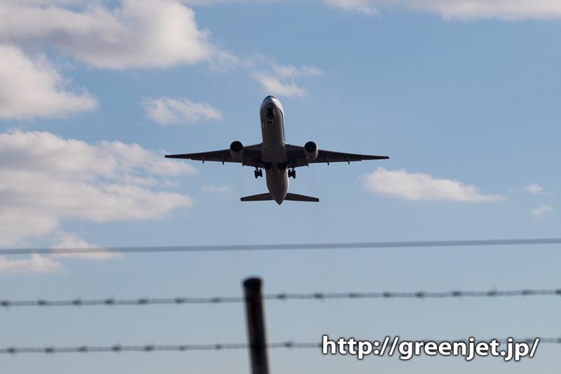【新千歳の飛行機撮影ポイント】RWY19エンド