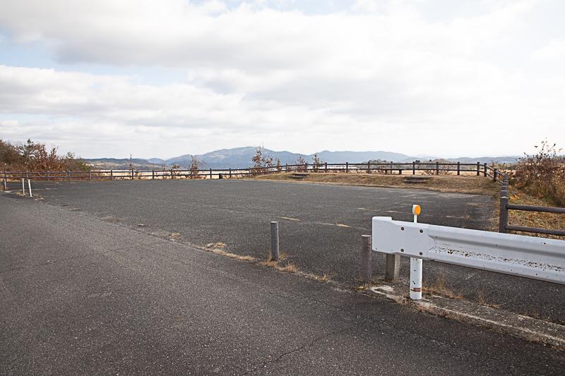 【岡山の飛行機撮影ポイント】展望駐車場