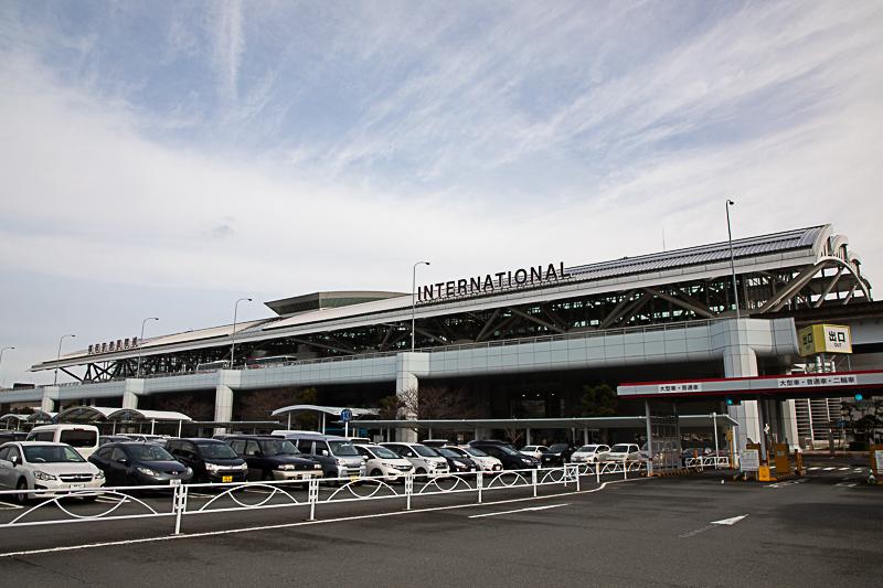 【福岡の飛行機撮影ポイント】国際線展望デッキ