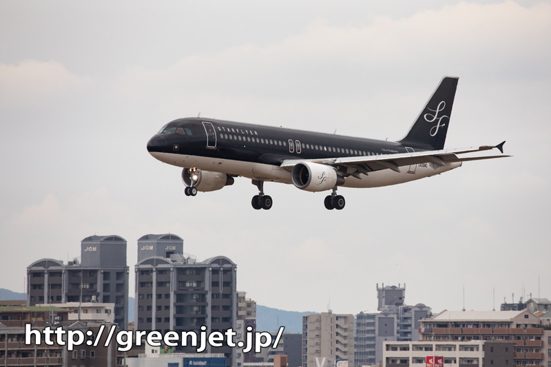 【福岡の飛行機撮影ポイント】国内線展望デッキ