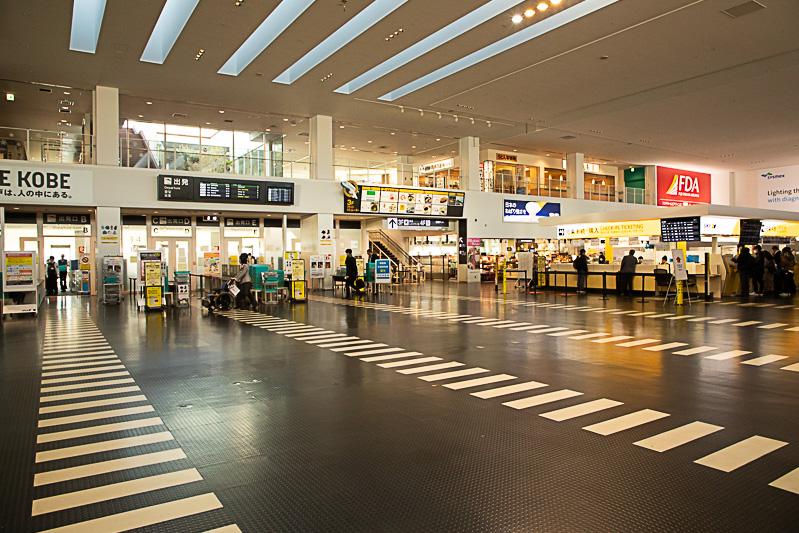 【神戸空港】飛行機撮影ポイントです!