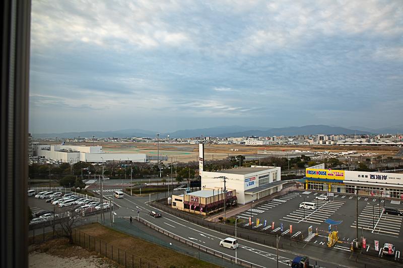 【福岡の飛行機撮影ポイント】グランビュー福岡空港