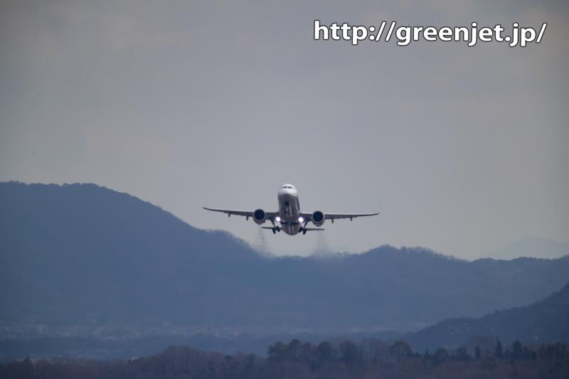 【高松の飛行機撮影ポイント】高山航空公園