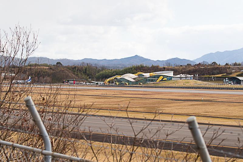 【高松の飛行機撮影ポイント】さぬき空港公園